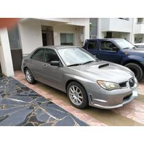 Subaru Impreza Wrx 2.5 Turbo Tracción Integral, Año 2006