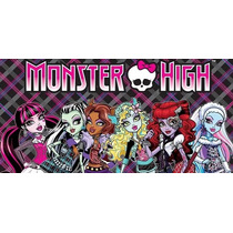 Kit Imprimible Monster High Fiesta 3x1