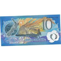 Billete De Nueva Zelanda
