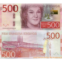 Billetes De Corona Sueca