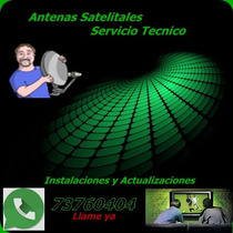 Servicio Tecnico Antenas Satelitales Cochabamba