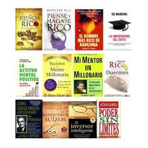 Más De 2000 Libros De Educación Financiera Liderazgo Ventas!