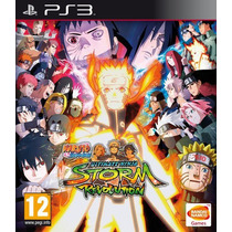 Naruto Revolution Juego Ps3 Digital Paypal Bitcoin