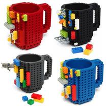 Taza Lego Para Piezas Originales Y Genericas
