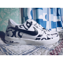 Tenis Nike Air Force 1 Personalizados