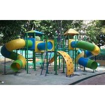 Empresa Líder En Su Rubro Parques Infantiles Y Toboganes
