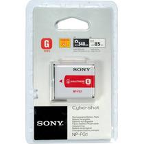 Sony Np-fg1 (g-series) Bateria Y Cargador Sony Bc-csg