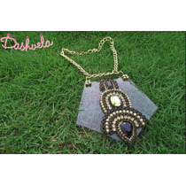 Collar Cubic Necklace...