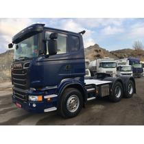 Scania R500 Solo 75000km  6x4 Para Transporte Especial 100to