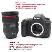 Canon Eos 5d Mark Iv Cámara + 24-105mm Lente