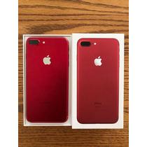 Apple Iphone 7 Plus 128gb Red Edition Nuevo Desbloqueado