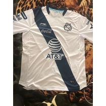 Camiseta Local Puebla Fc