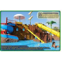 Construcciones Montenegro - Parques Acuáticos