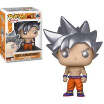 Funko Pop Goku Dragon Ball Super (ultra Instinct) 386