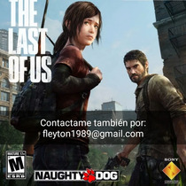 The Last Of Us + Dlc Left Behind Ps3 Digital Paypal Bitcoin