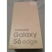 Nueva Samsung Galaxy S6 Edge 32gb Fábrica Desbloqueada, Enví