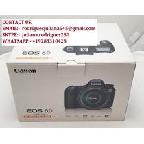 Canon Eos 6d Cámara Con 24-105mm Lente