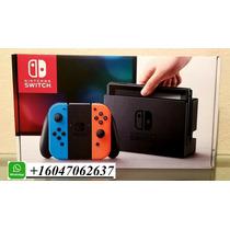 Nintendo Switch 32gb Neuvo