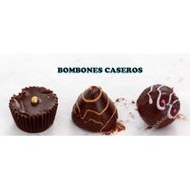 Aprenda A Hacer Bombones De Chocolate