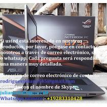 Asus Rog G752vy 17.3 I7 64gb 1tb+512gb Ssd 8gb Nv Gtx 980m