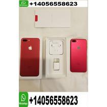 Iphone 7 Plus 256gb Original Nuevo