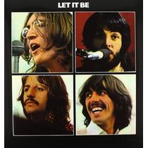 The Beatles Let It Be Lp Vinilo Nuevo Cerrado Original