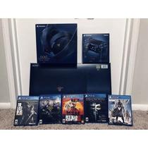 Nuevo Sony Playstation 4 2tb 500 Million Limited Edicion
