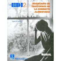 Edi 2 Inventario De Trastornos De La Conducta Alimentaria
