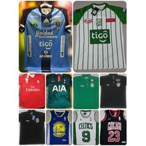 Camisetas Y Poleras De Basquet - Futbol