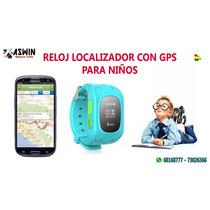 Reloj Localizador Gps Niños